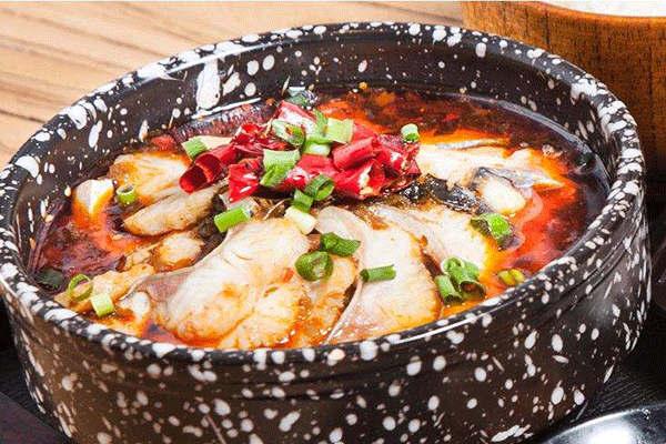 撒椒鱼酸菜鱼米饭加盟