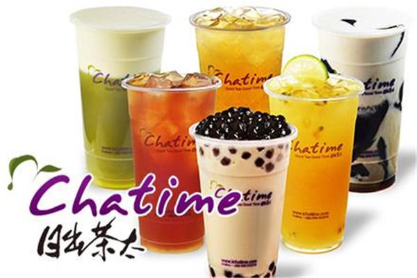 日出茶太chatime加盟费多少