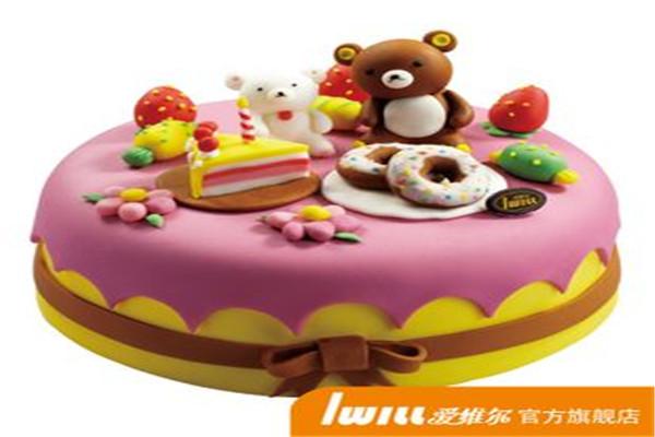 爱维尔蛋糕
