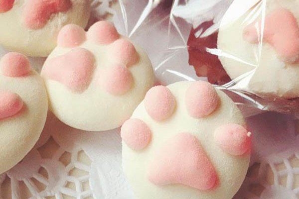 一朵甜棉花糖