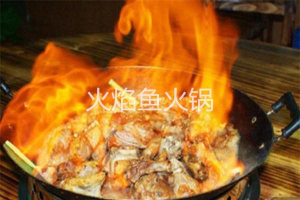 火焰鱼火锅