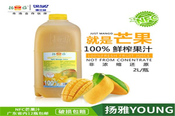 扬雅鲜榨果汁
