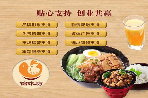 锦味坊陶炉鸡快餐