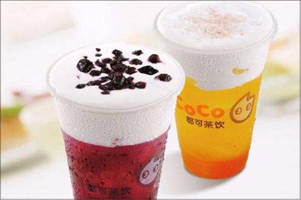 coco奶茶技术配方