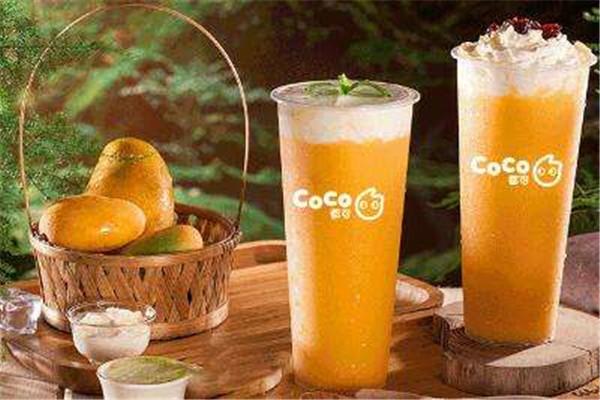 石家庄coco奶茶加盟店费多少