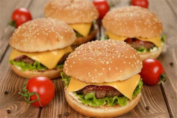 汉堡店开在哪个位置好