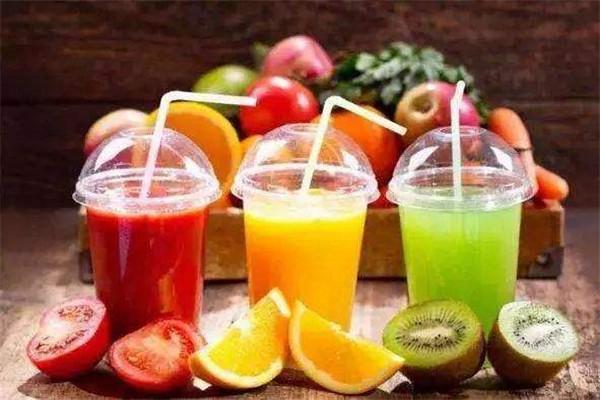 果汁加盟哪个品牌好