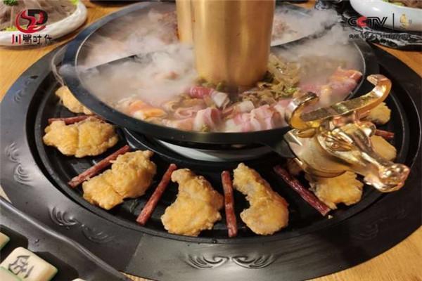捞尚煌牛气涮烤王怎么样
