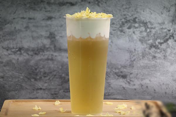 大白兔奶茶加盟优势