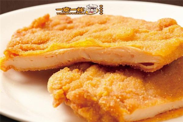 一京一炸鲜炸鸡排