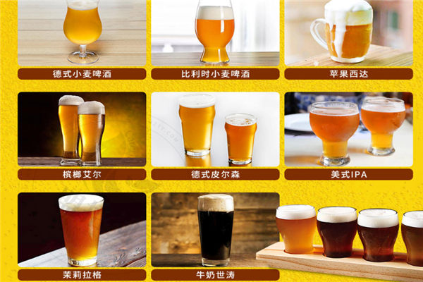 莫小城精酿啤酒