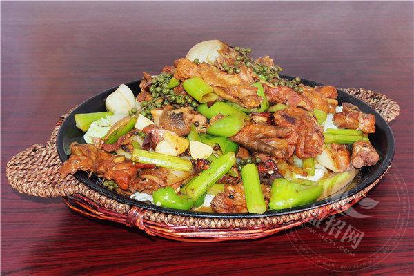 旺厨香焖炒鸡总部