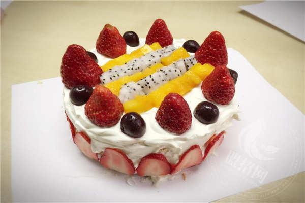 三人之家蛋糕