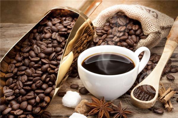 岸香咖啡投资