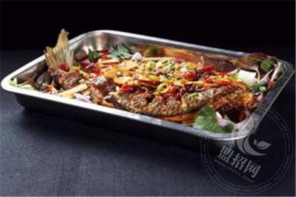 捞知鲜烤鱼