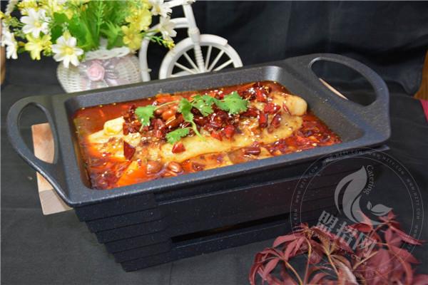 鱼大鱼二烤鱼饭实体店
