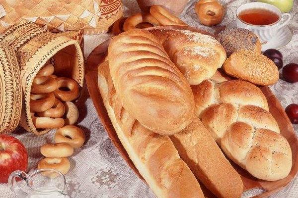 简朴森面包