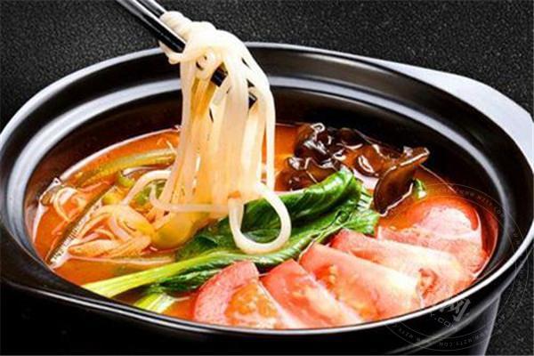 一碗香米线