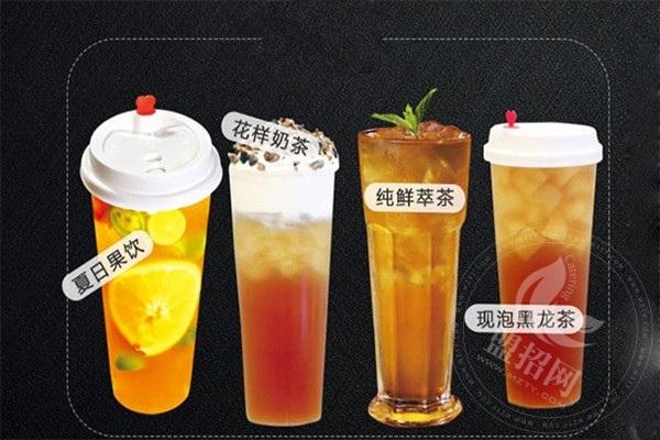 茗妃茶饮怎么样