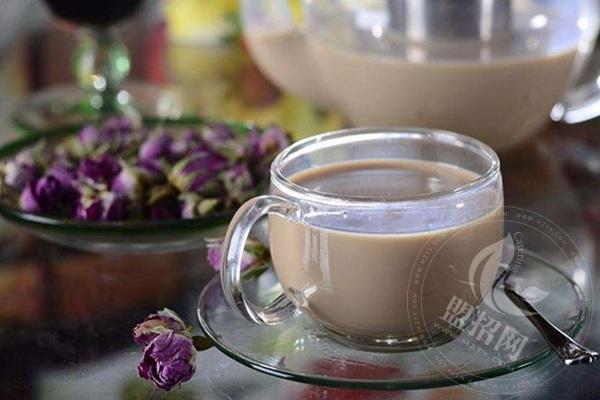 阿庆奶茶加盟多少钱