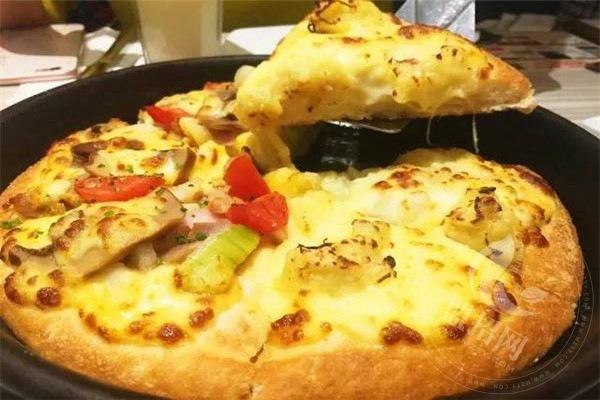 卡路里披萨