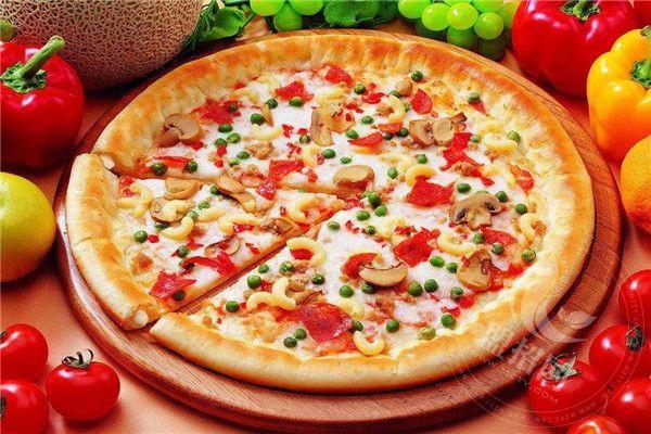 披萨店有没有市场