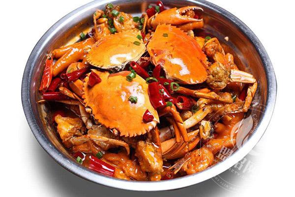 蟹逅煲肉蟹煲加盟费是多少