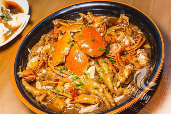 蟹煲王肉蟹煲出自哪里