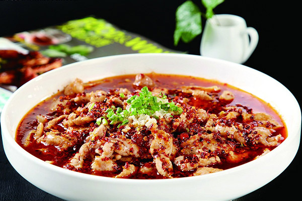 吃一城水煮肉片米饭优势与劣势