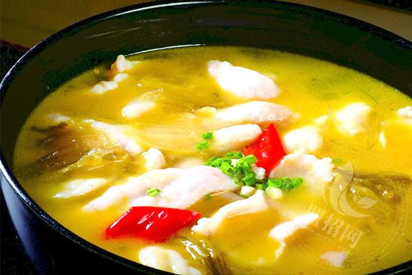 鱼吖吖酸菜鱼