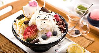 梦雪冰城意式冰淇淋加盟